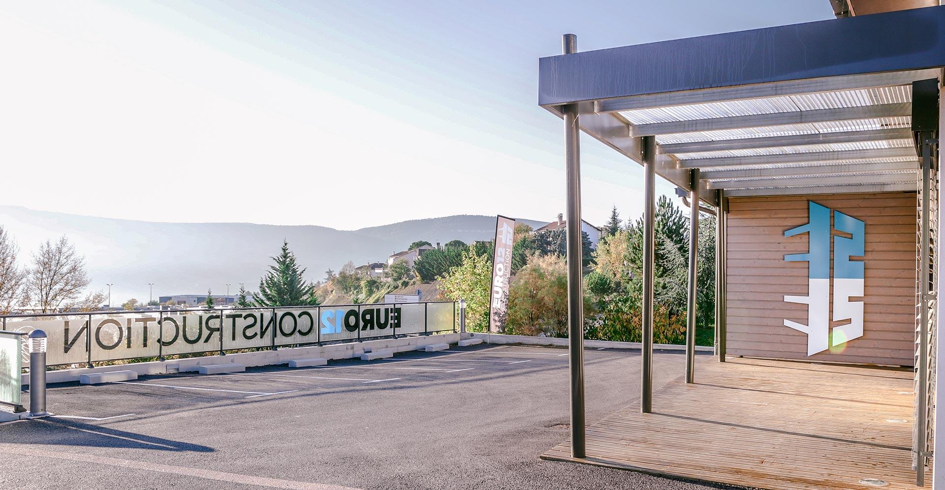 L 39 agence euro12 construction millau rodez aveyron for Constructeur maison individuelle 12